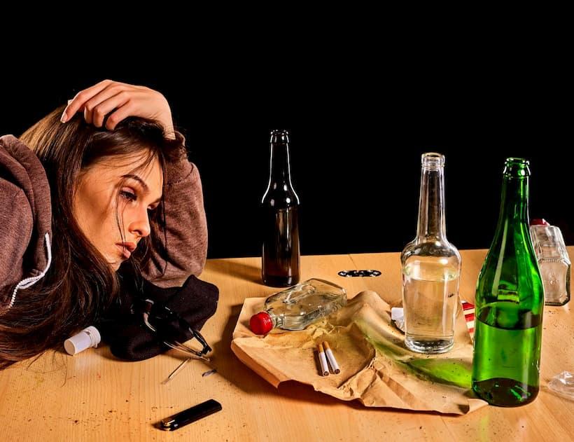 патологічне алкогольне сп'яніння