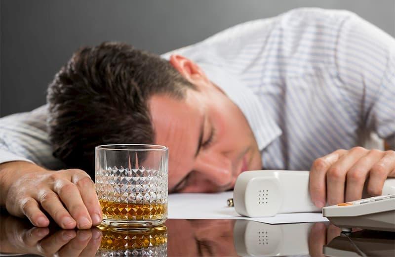 алкогольне сп'яніння
