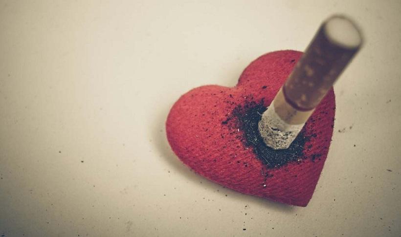 Вплив куріння на серцево-судинну систему