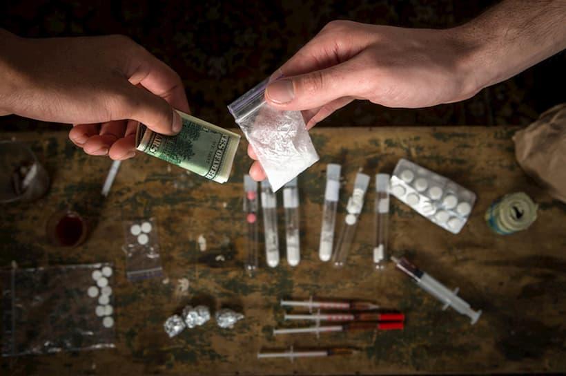 наркоманія в україні