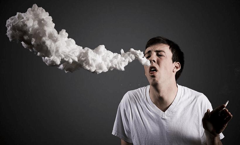 Як куріння впливає на організм