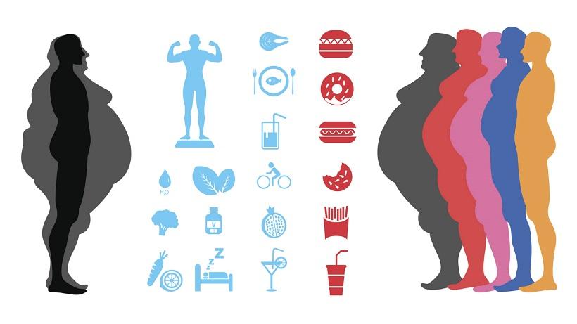 Ожиріння першого ступеня