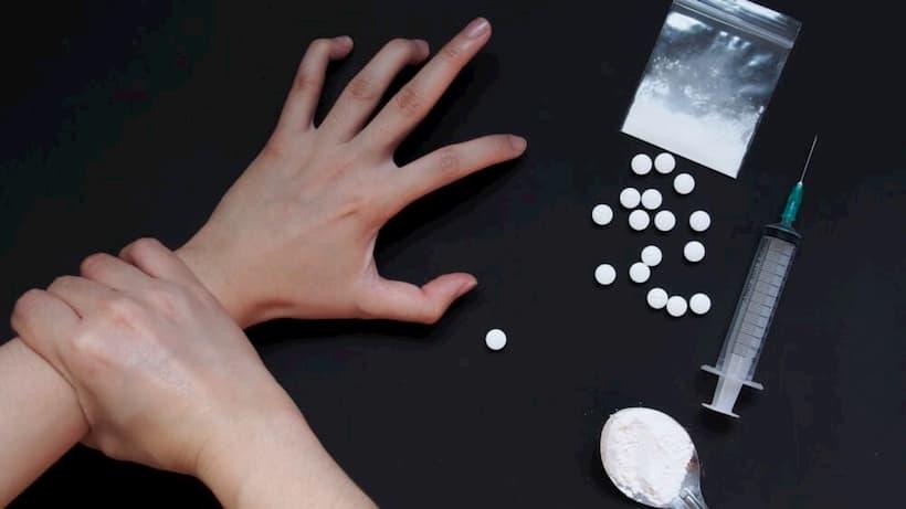 коронавирус у наркомана