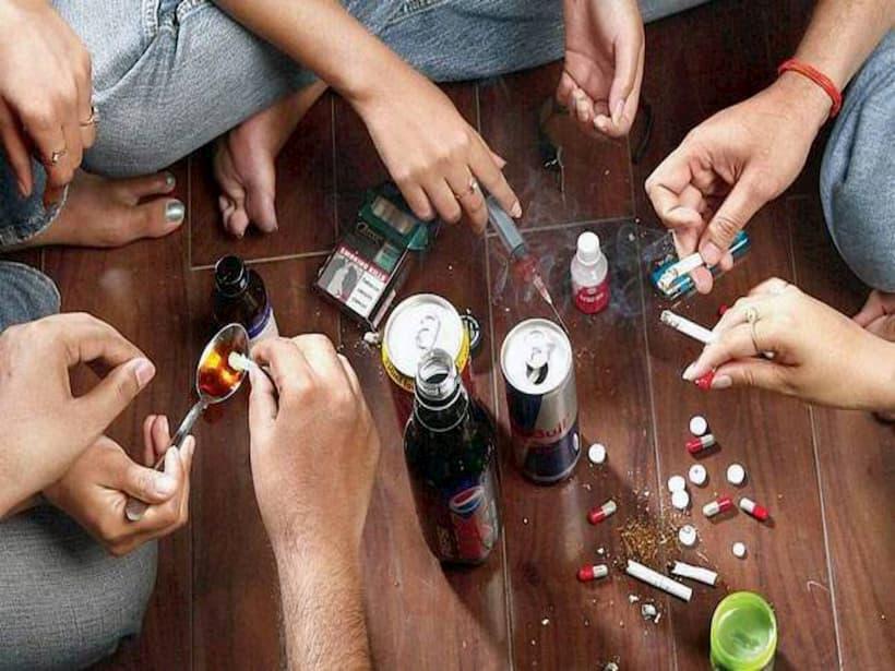 алкоголізм і наркоманія