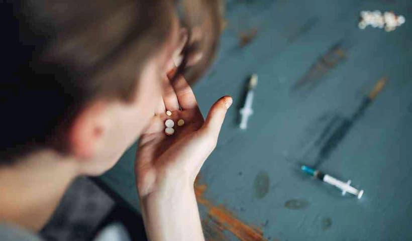 опиумная зависимость