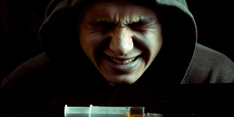ломка от наркотиков