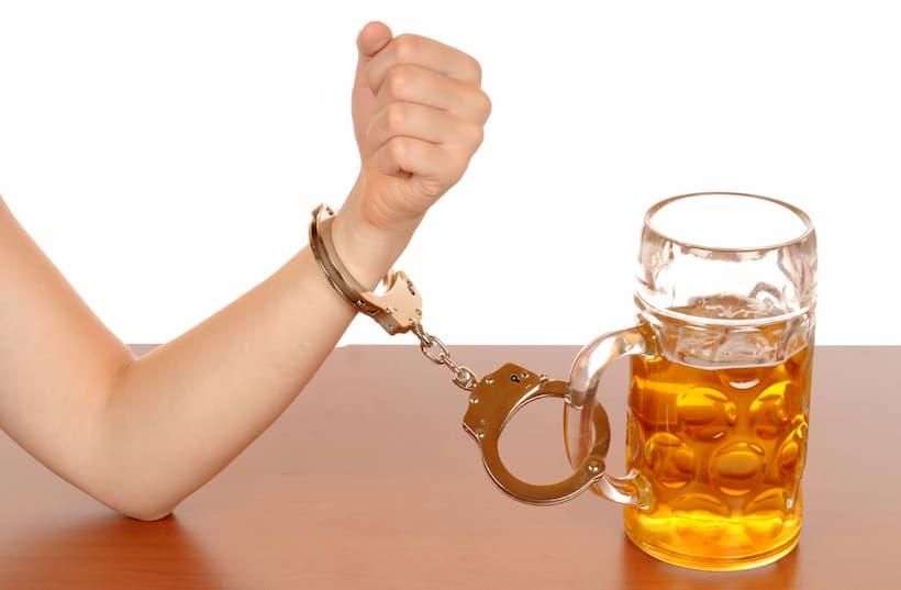 залежність від пива