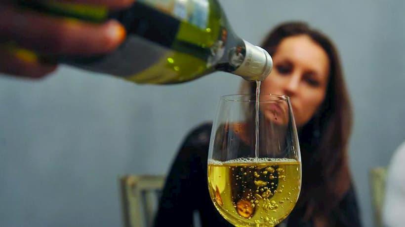 умеренное употребление алкоголя