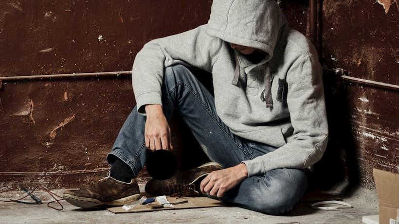 наркоман не хоче лікуватися