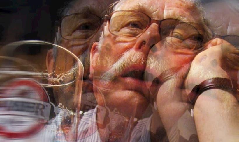 білочка у алкоголіка