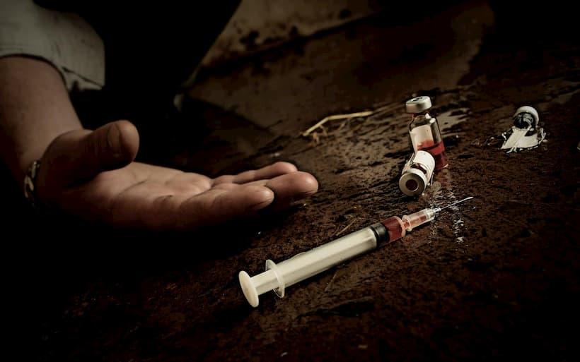 дитина вживає наркотики