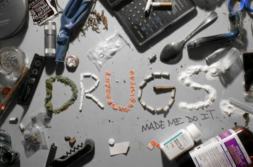 сучасні наркотики