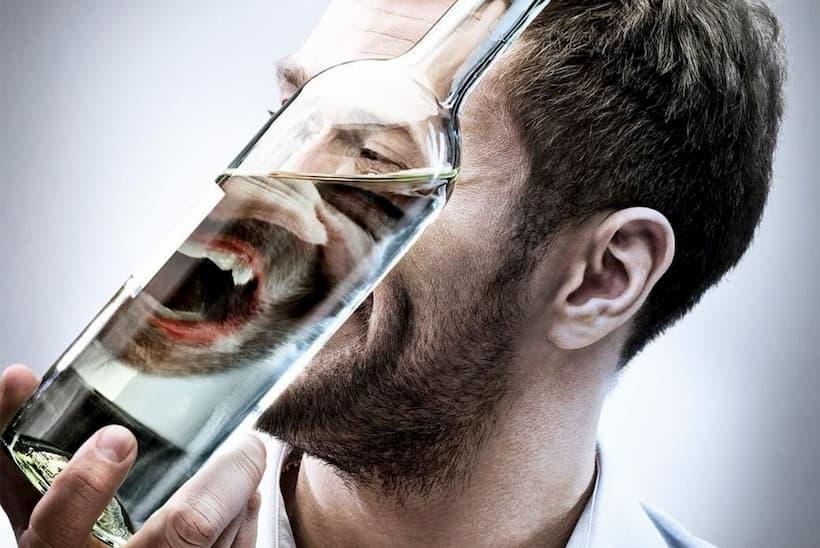 заболевания алкоголиков