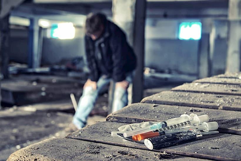 вилікувати наркомана со стажем