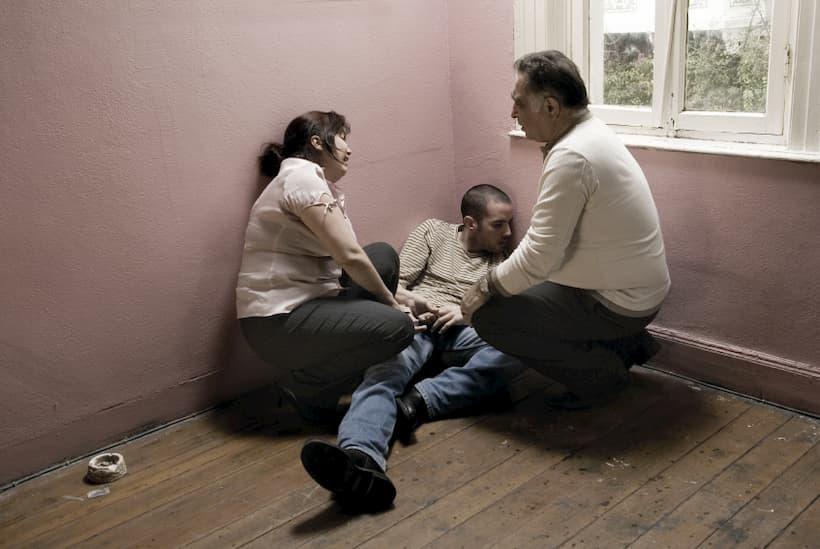 родина наркомана