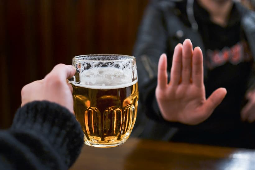 преимущества отказа от спиртного