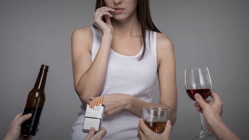 шкідливі звички у підлітка