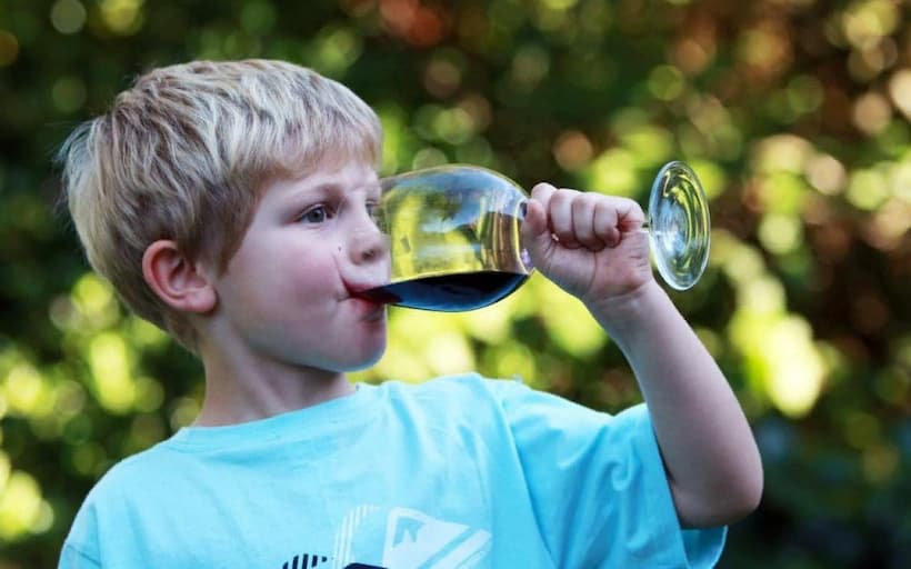 запобігти алкоголізм