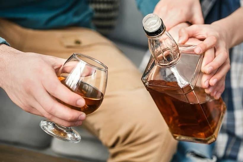 захворювання алкоголіків