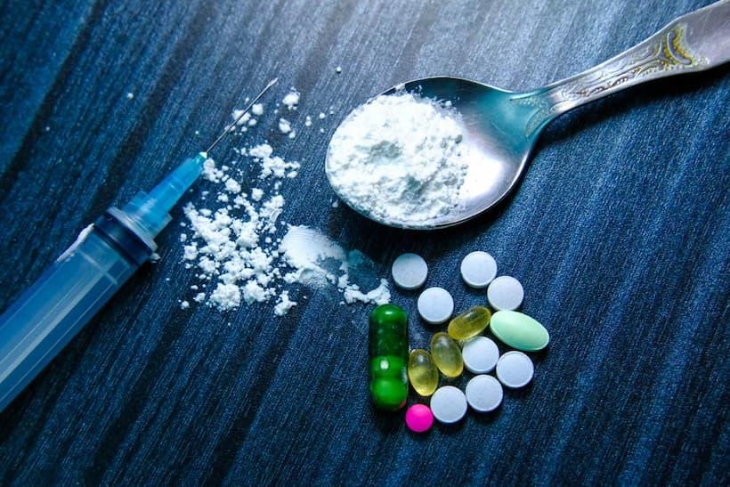 контролированное употребление наркотиков