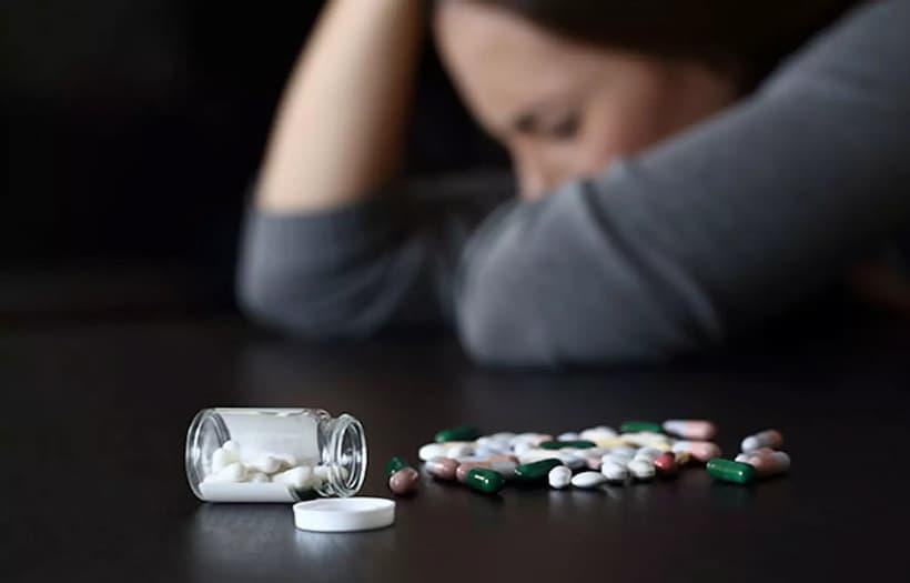 механізм дії наркотиків
